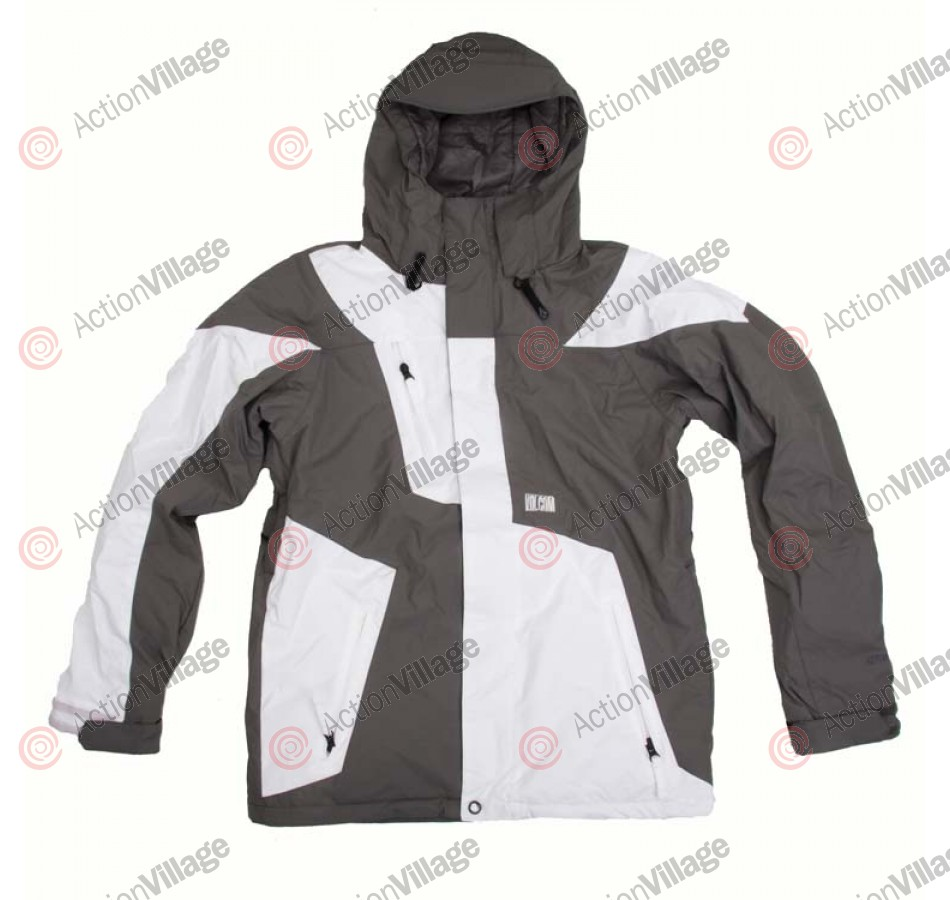 Volcom Type 1 2011 - Charcoal - Snowboarding Jacket - X Large
