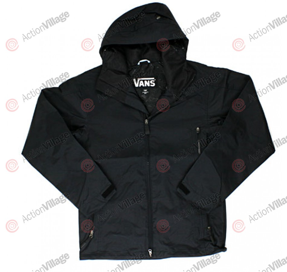 Vans Etienne - Iron Maiden Trooper Black - Snowboarding Jacket