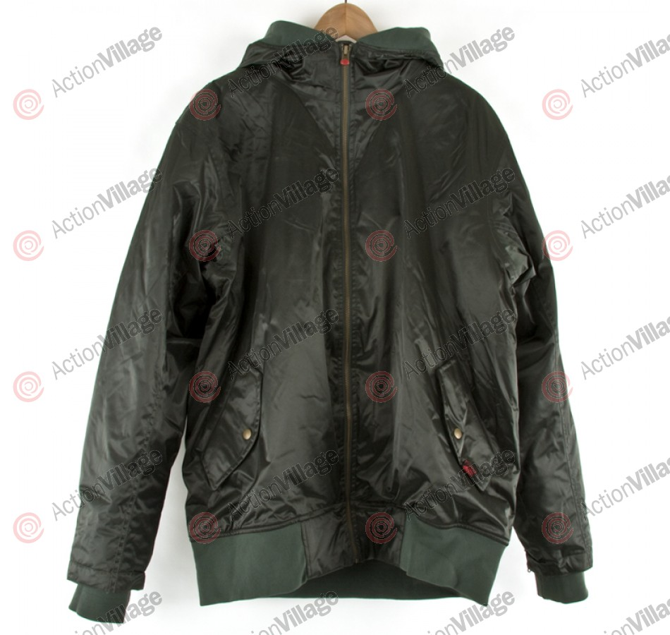 Vans DTL Bomber - Insulated Green - Snowboarding Jacket