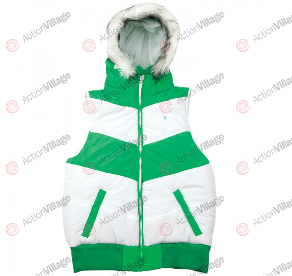 Forum Trinket - Kelly Green - Snowboarding Jacket
