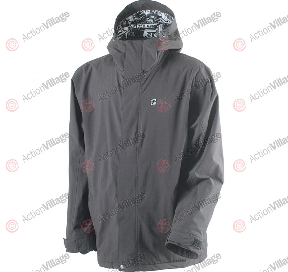 Rome DSK - Black - Snowboarding Jacket - Large
