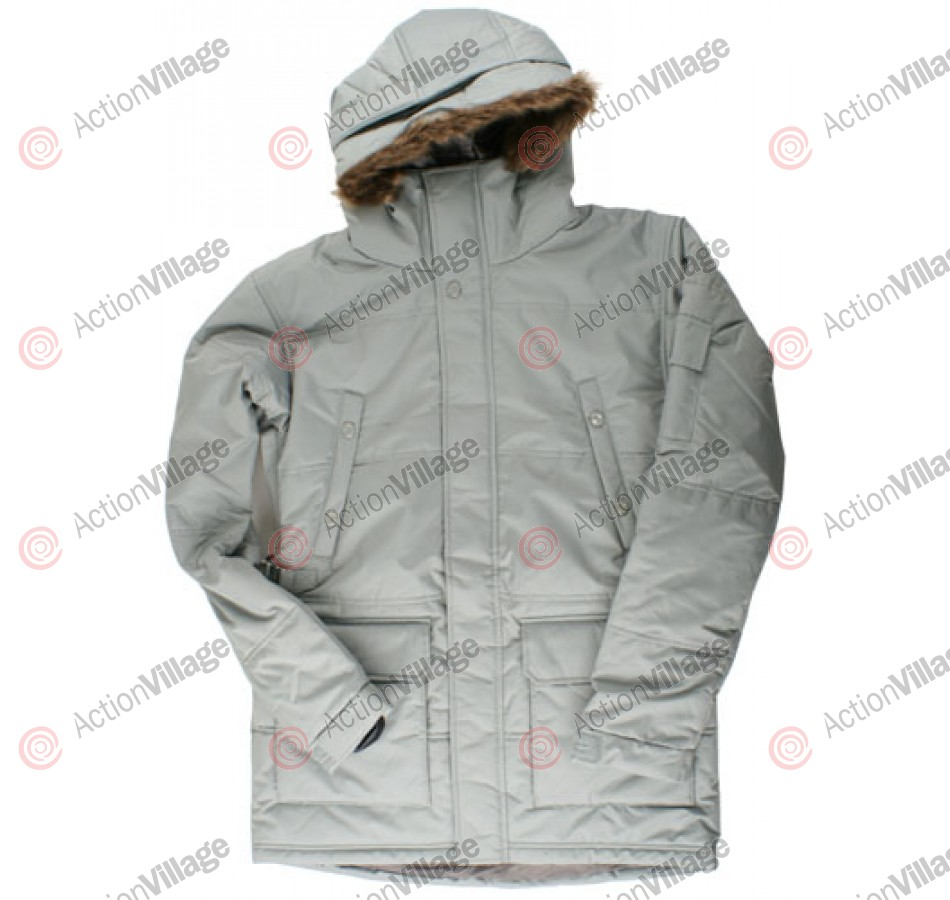 Holden Southside - Pebble - Snowboarding Jacket - Medium