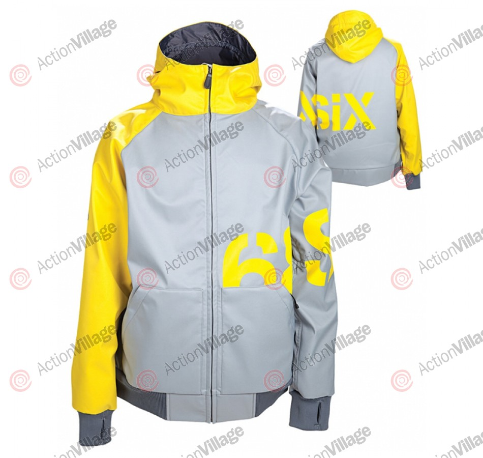 686 Theory - Grey - Snowboarding Jacket