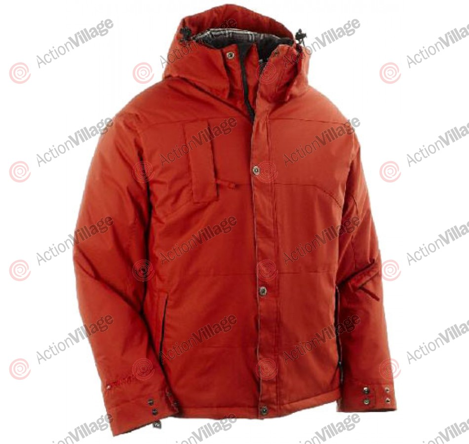 Ride Hiland - Red - Snowboarding Jacket - Small