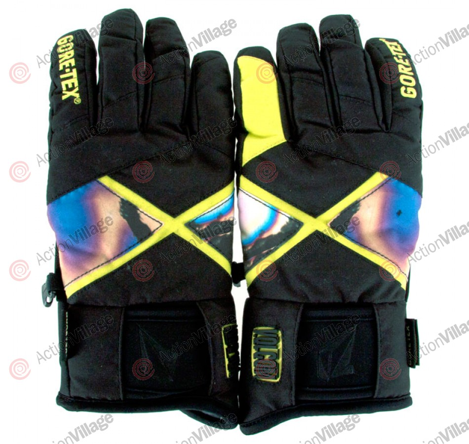 Volcom X-Wing Gore-Tex - Black - Men's Gloves