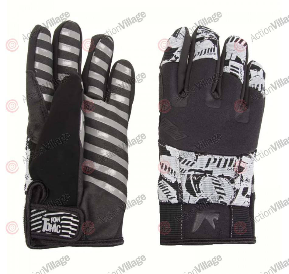 POW Tonic - Grey - Men's Gloves - Medium