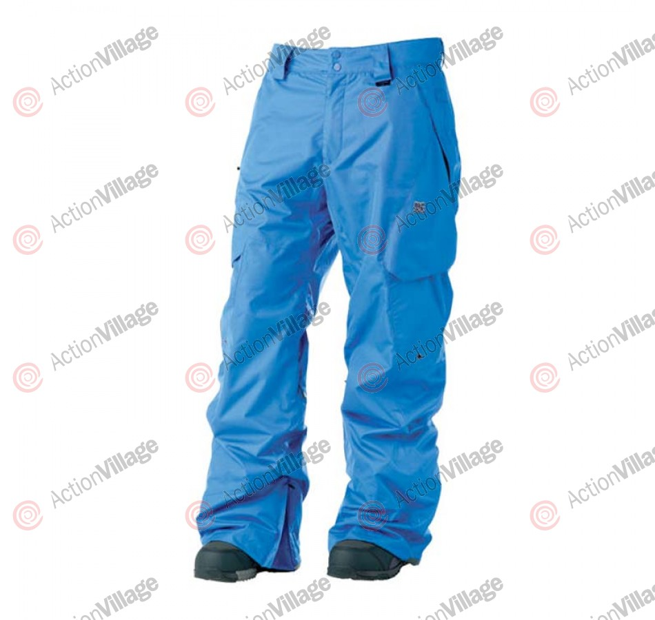 DC Banshee 2011 - Men's Snowboarding Pants - Lapis - Small