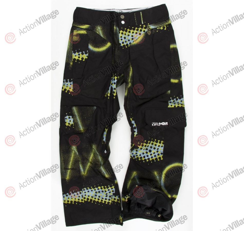 Volcom Seths V. Co-Logical 2010 - Men's Snowboarding Pants - Kill Your TV