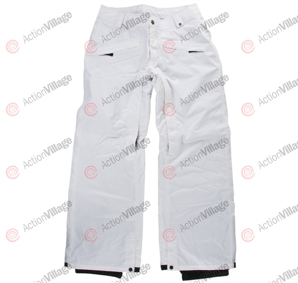 Vans Sedgewick Insulated - Men's Snowboarding Pants - Bright White