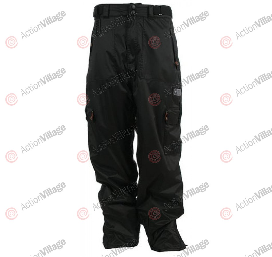 Grenade Frontline - Men's Snowboarding Pants - Black - Large