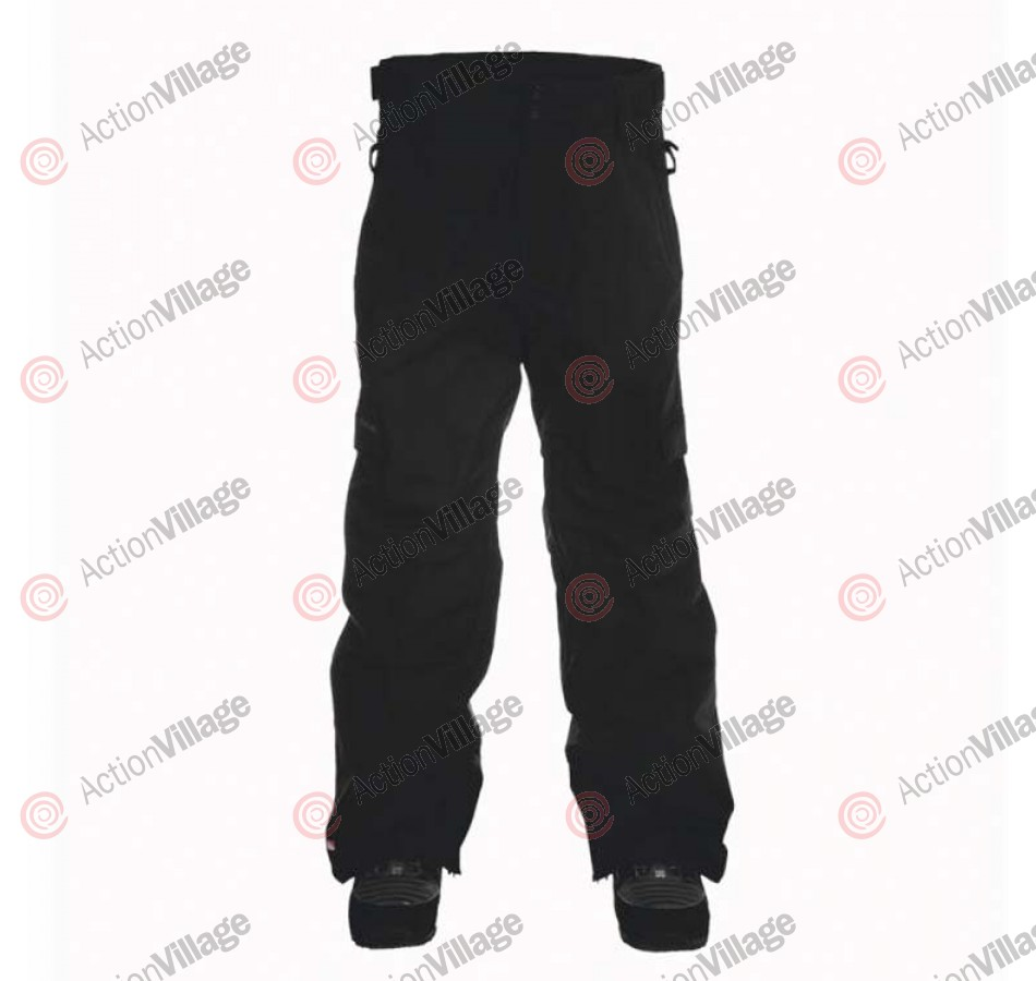 Quiksilver Drill Shell - Men's Snowboarding Pants - Black