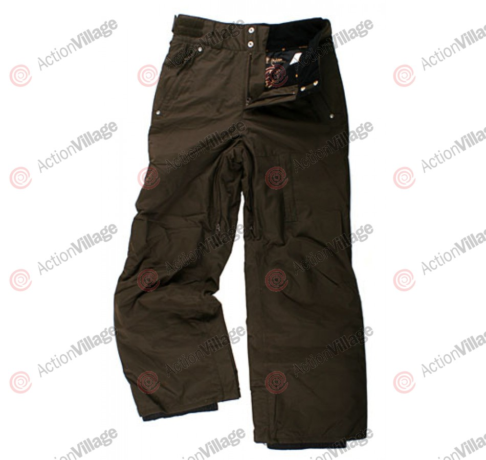 Billabong Lago Solid - Men's Snowboarding Pants - Tan