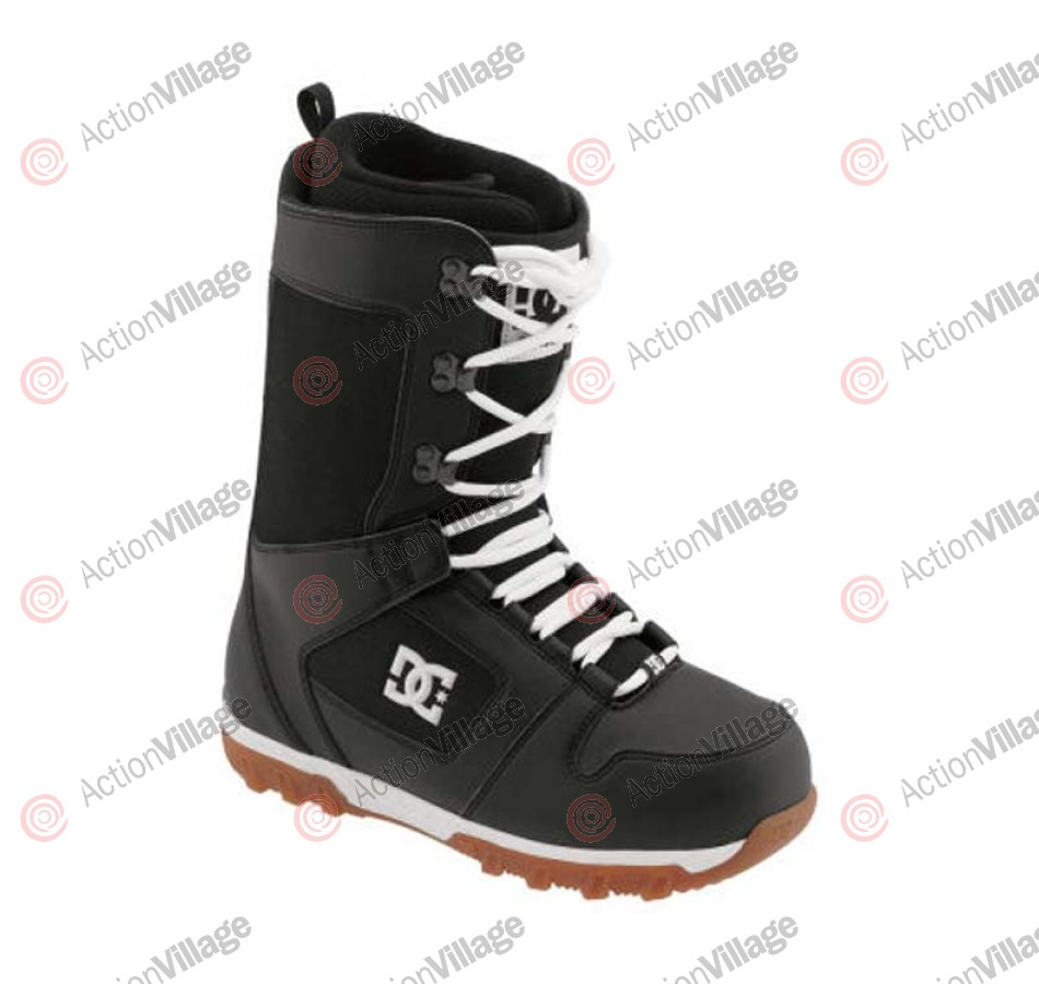 DC Phase 2011 - Men's Black / Gum Snowboard Boots
