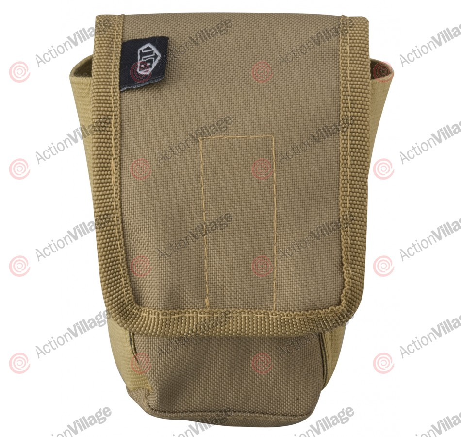 BT 2011 Grenade/Smoke Pouch - Tan