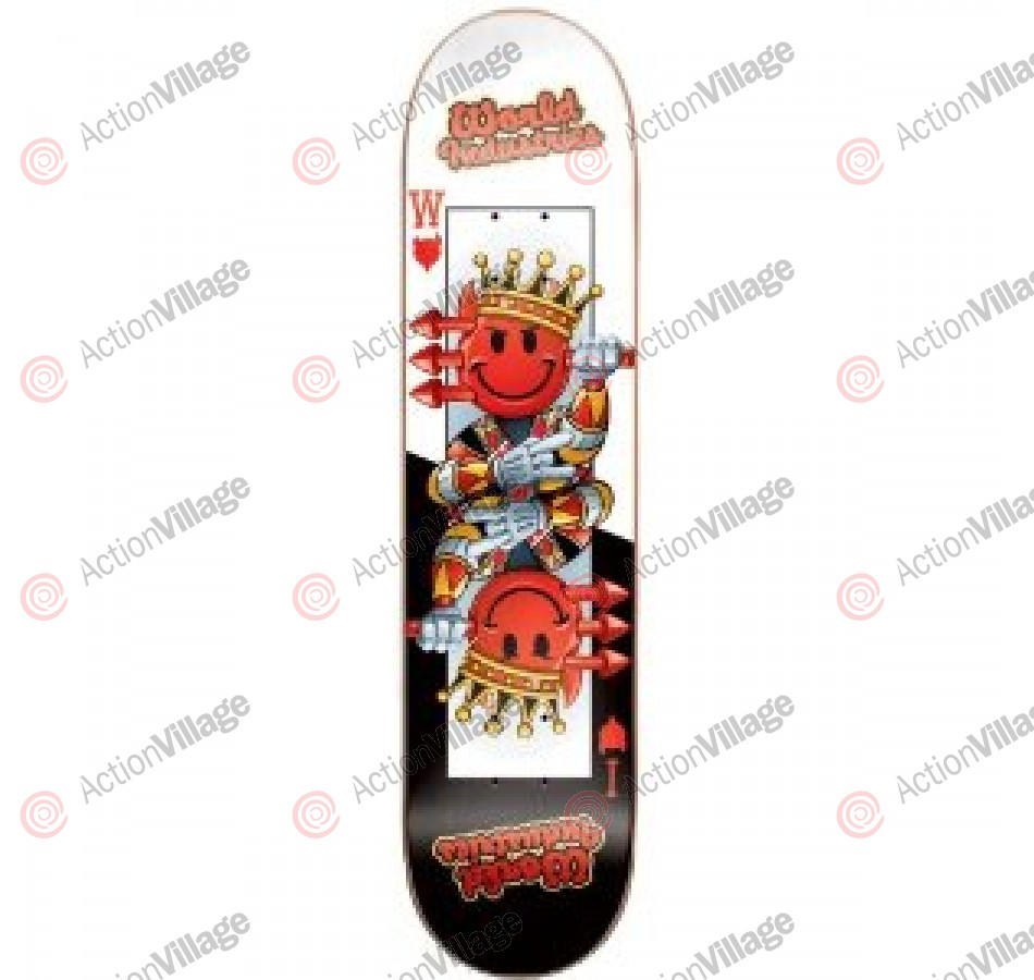 World Industries - Suicide Devilman - 7.5 - Skateboard Deck