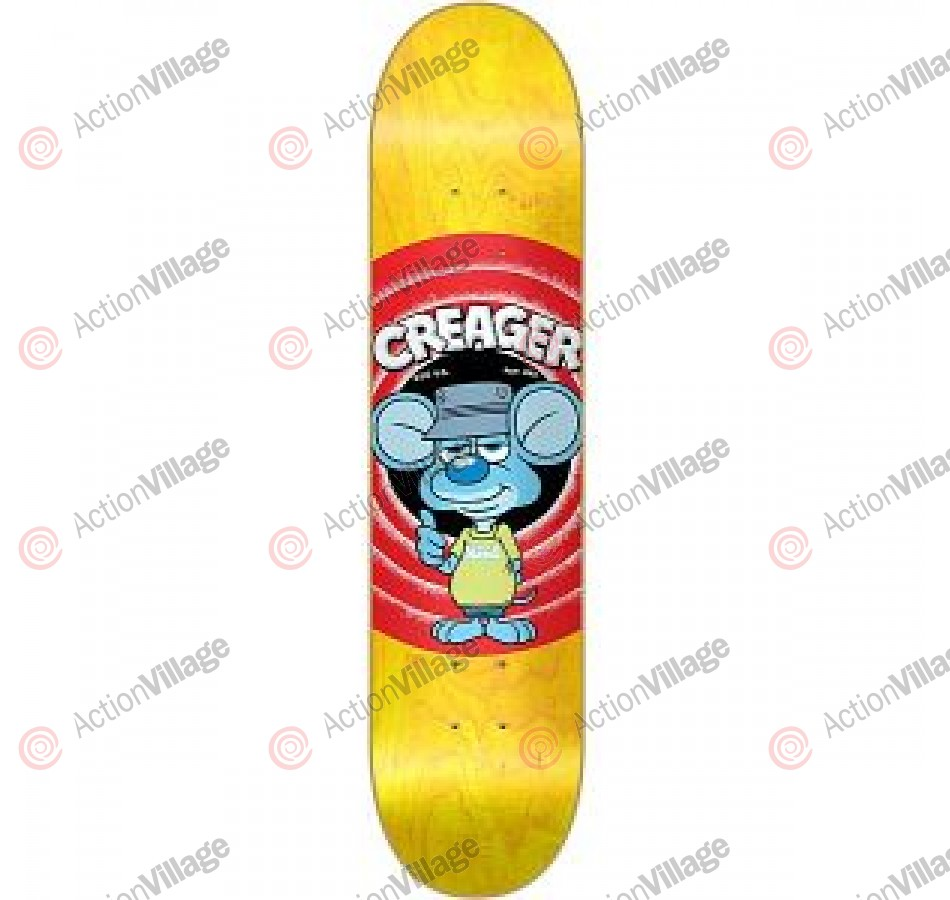 Blind Looney Bin Series R8 - Ronnie Creager - 7.75 - Skateboard Deck