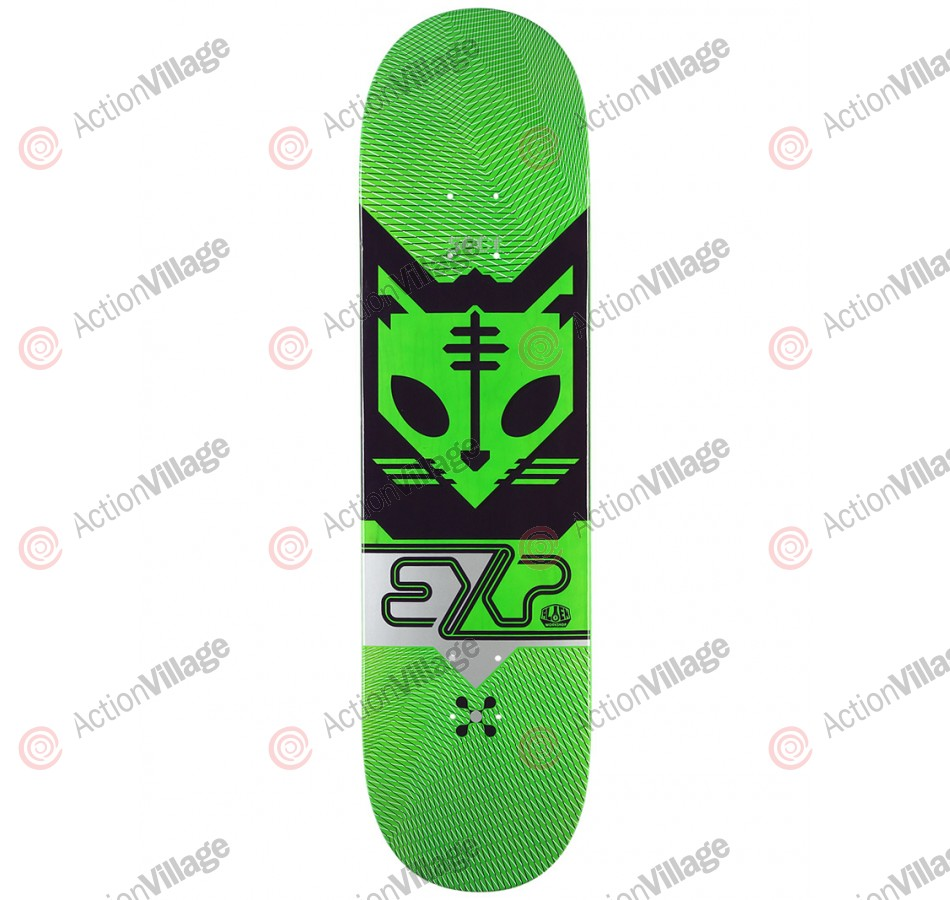 Alien Workshop EXP Fox MD - 8.25 - Skateboard Deck