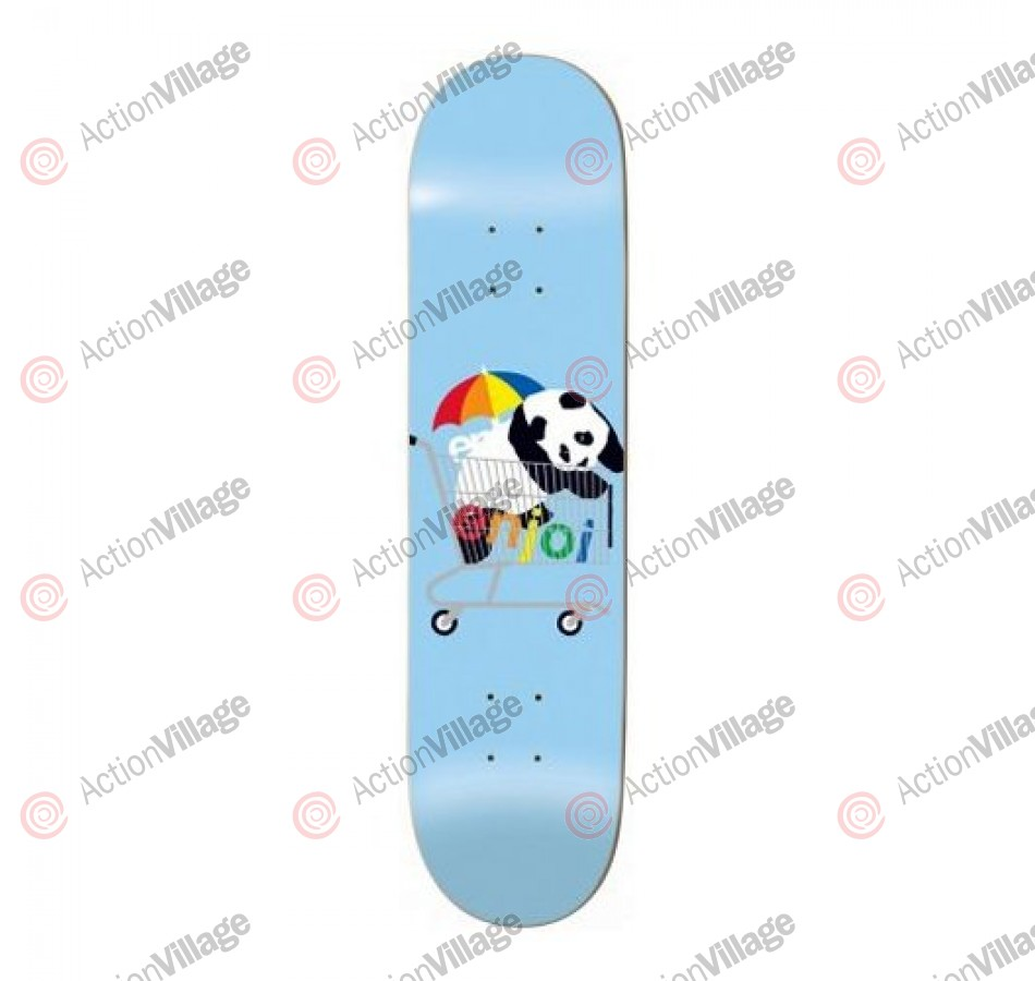 Enjoi Best Sellers R7 - Blue - 7.75 - Skateboard Deck