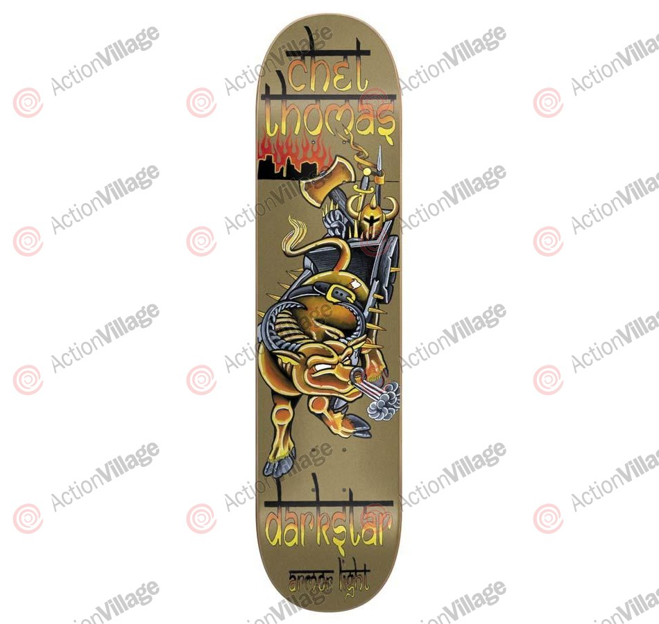 DarkStar Thomas Charger Ox AL - 7.5 - Skateboard Deck