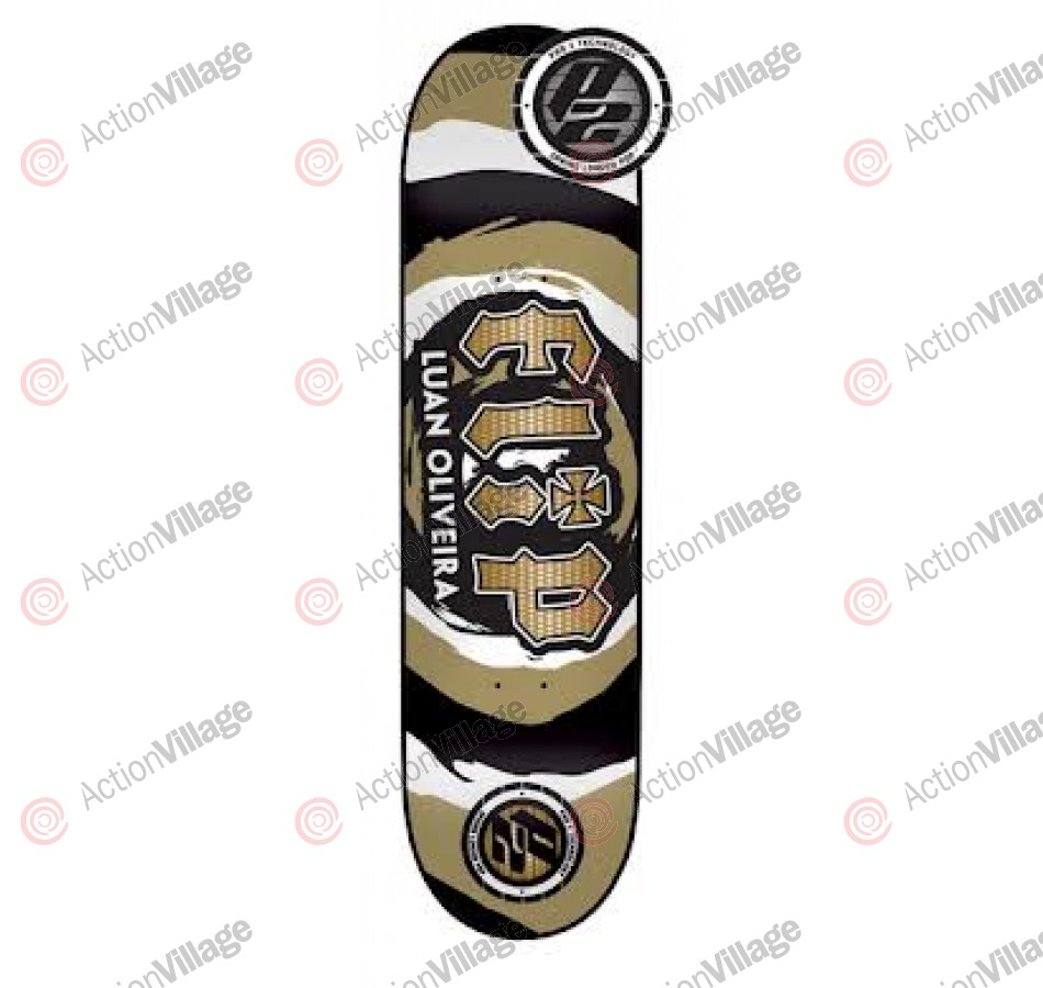 Flip Oliveira Splat P2 32 in 8.13 in - Skateboard Deck