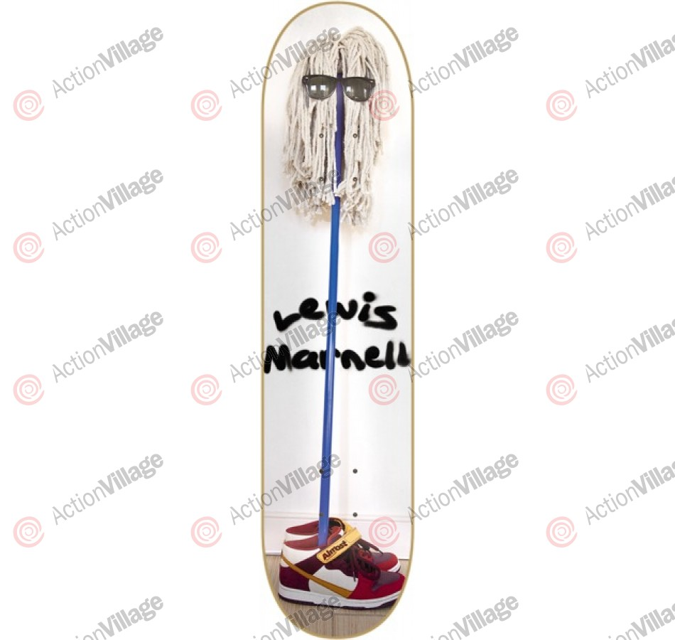 Almost Mop Top R8 - Lewis Marnell - 7.75 - Skateboard Deck