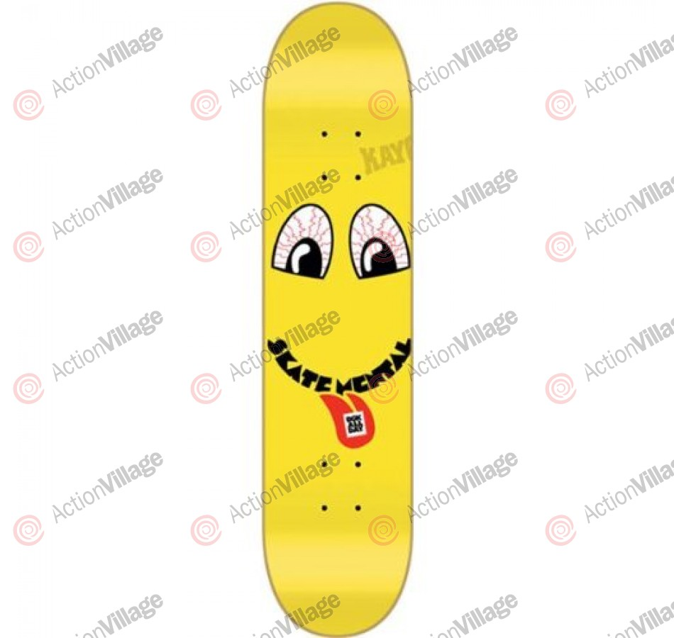 DGK x Skate Mental Gone Mental - 8.1 - Skateboard Deck