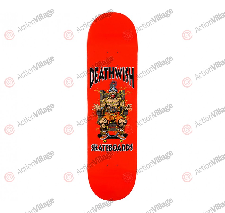 Deathwish Death Chair - 8.12 - Skateboard Deck