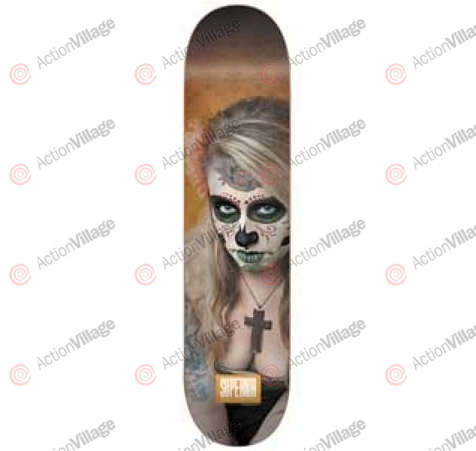 Superior Sugar Ladies Lola - 8.0 - Skateboard Deck
