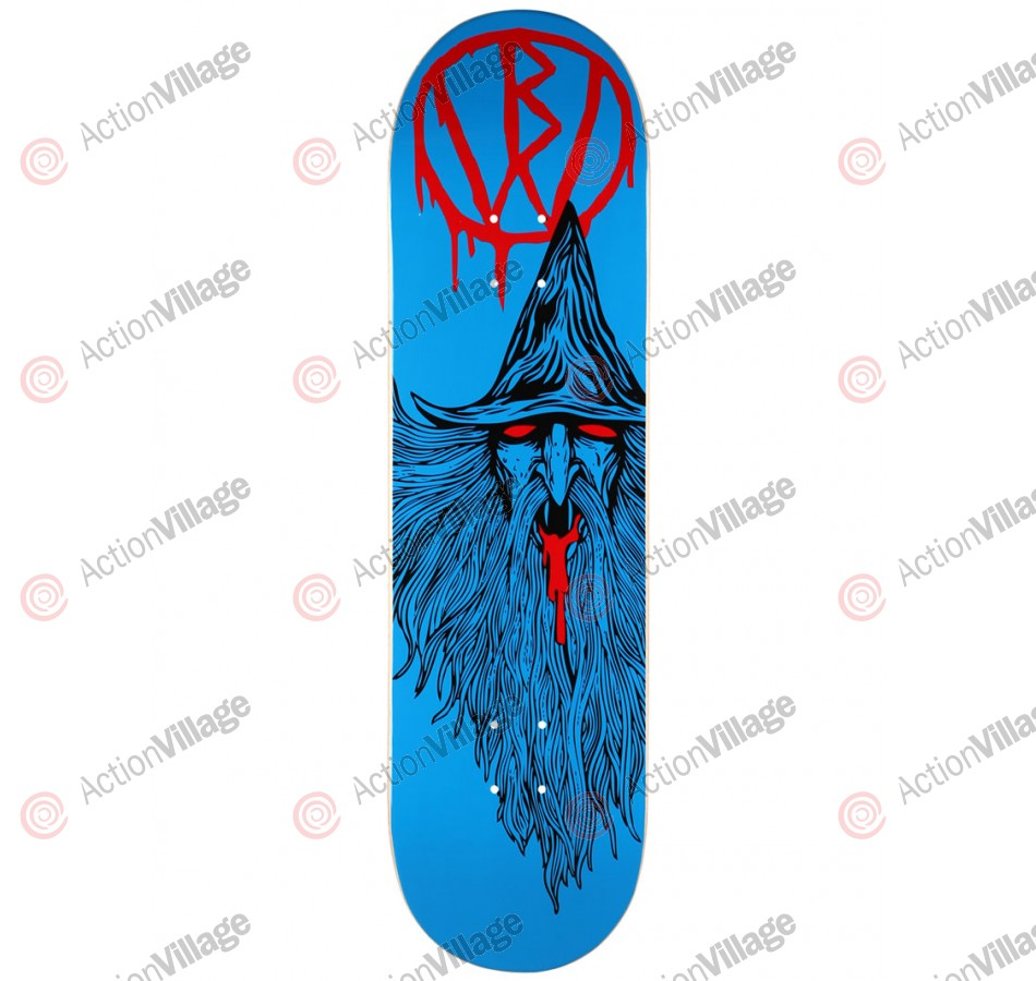 Blood Wizard Deck - Wizard - 8.25 - Skateboard Deck