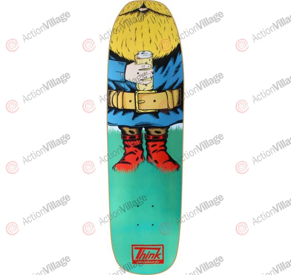 Think Cruiser Deck The Gnome - 8.5 x 31.625 - Skateboard Deck