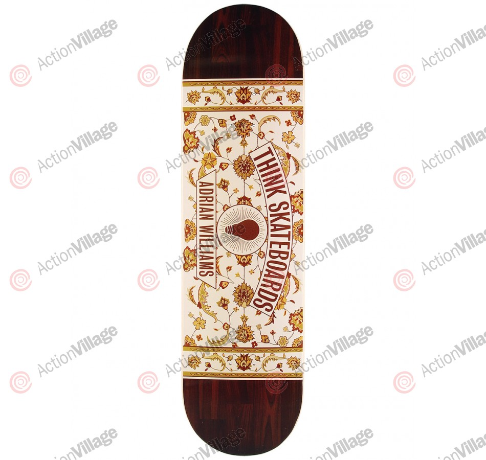 Think Pro Deck Carpet - Williams - 8.5 - Skateboard Deck