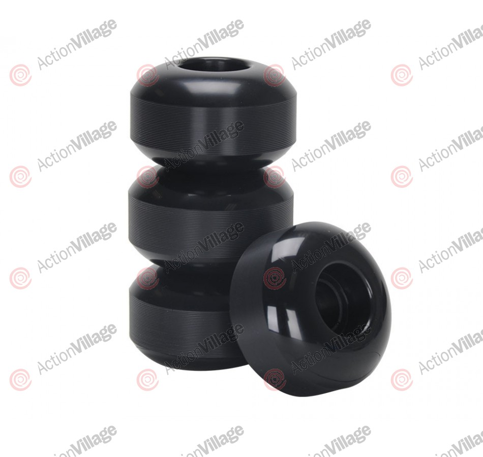 Rock On 53mm - Black 99A - Skateboard Wheels