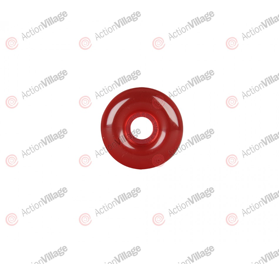 Rock On 53mm - Red Gel 99A -  Skateboard Wheels