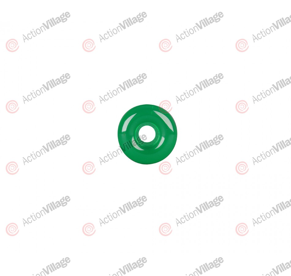 Rock On 53mm - Green Gel 99A - Skateboard Wheels