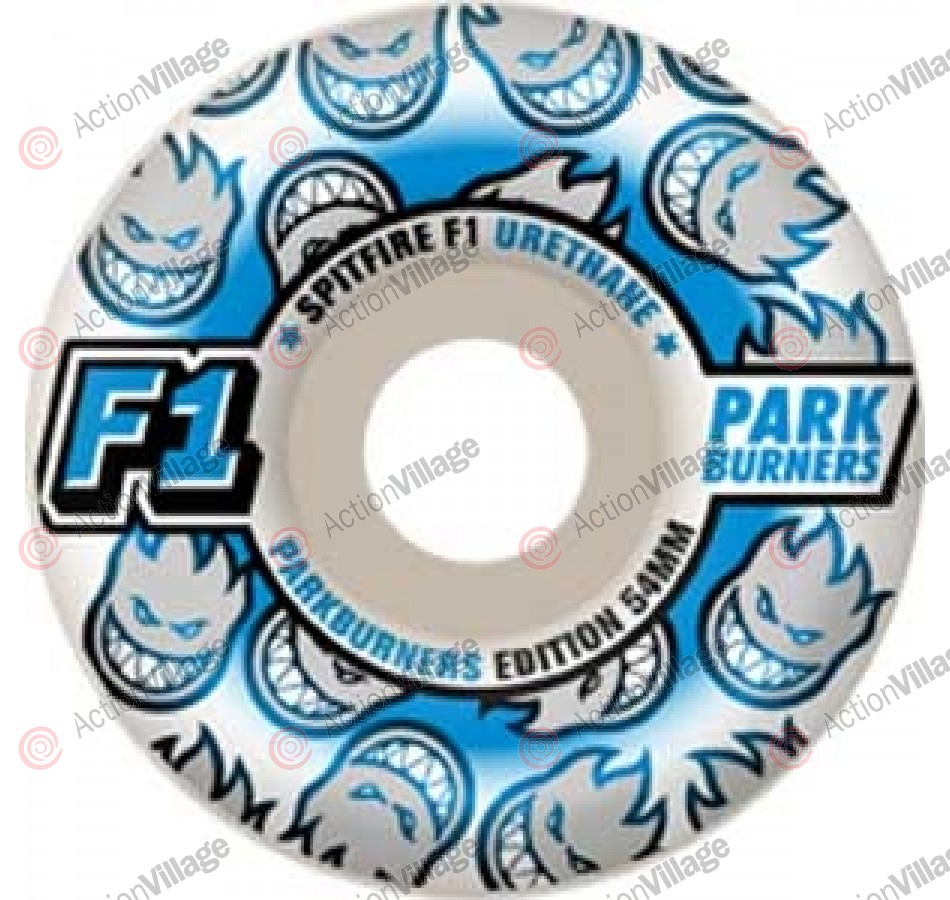 Spitfire Wheels F1 Parkburners - 54mm - Skateboard Wheels