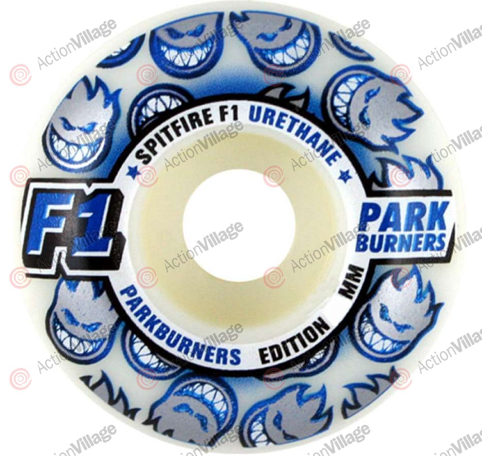 Spitfire Wheels F1 Parkburners - 58mm - Skateboard Wheels