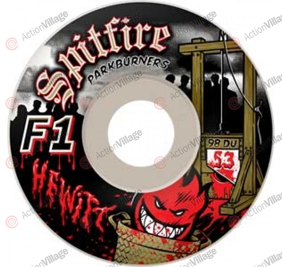 Spitfire F1pb Hewitt Cutting Edge - 53mm - Skateboard Wheels