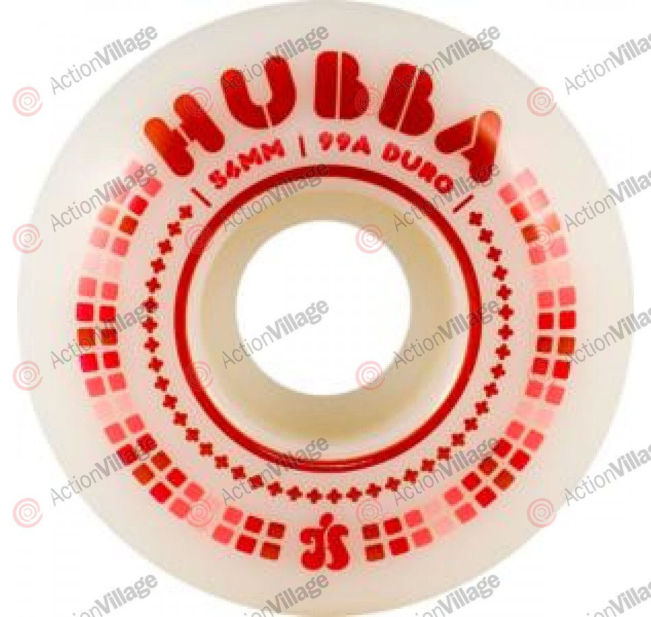 Hubba Wheels Spectrums - 54mm - Skateboard Wheels
