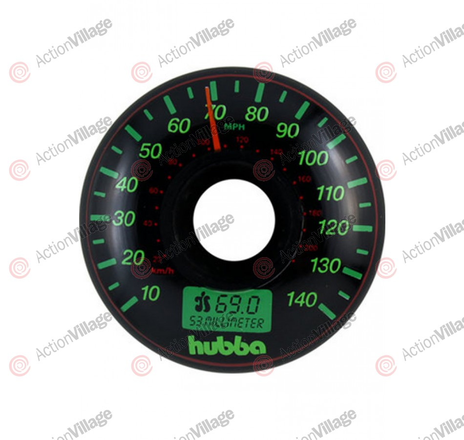 Hubba Wheels Speedometers - 53mm - Skateboard Wheels