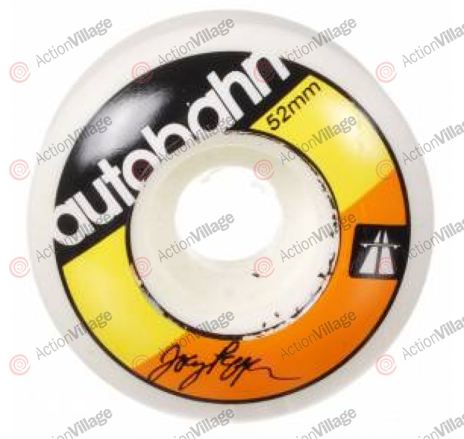 Autobahn Pepper Sig 52mm - White - Skateboard Wheels