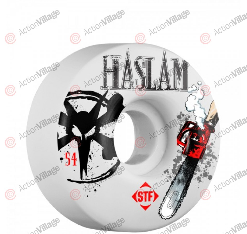 Bones Haslam Ash Army Street Tech Formula V3 - 54mm - Skateboard Wheels