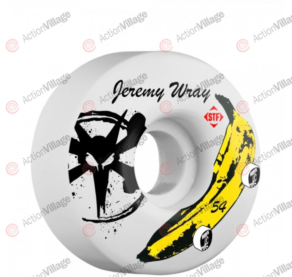 Bones Wray Banana Street Tech V3 - 54mm - Skateboard Wheels