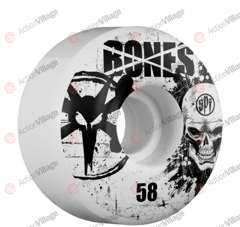 Bones Terminate Skatepark Forumla V4 - 58mm - Skateboard Wheels
