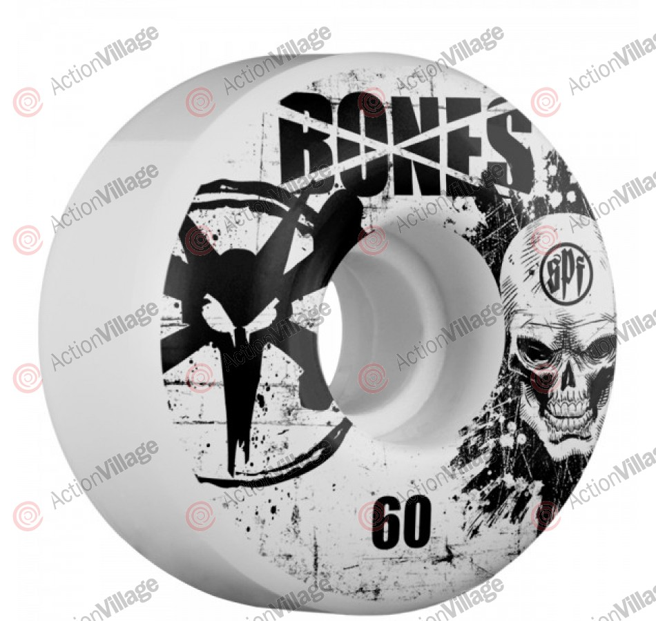 Bones Terminate Skatepark Forumla V4 - 60mm - Skateboard Wheels