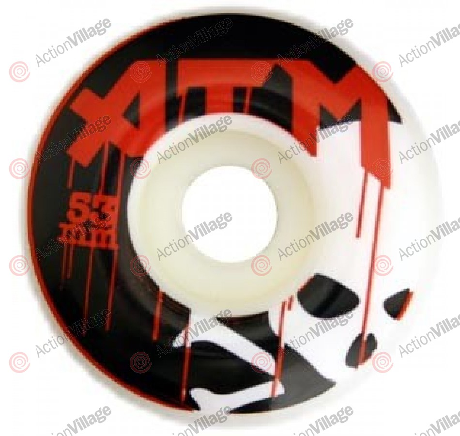 ATM Drips PP - Black - 53mm - Skateboard Wheels