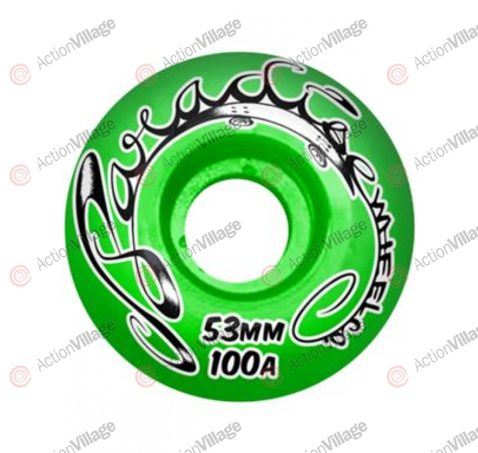 Paradise Wheels Hand Style - 53mm - Skateboard Wheels