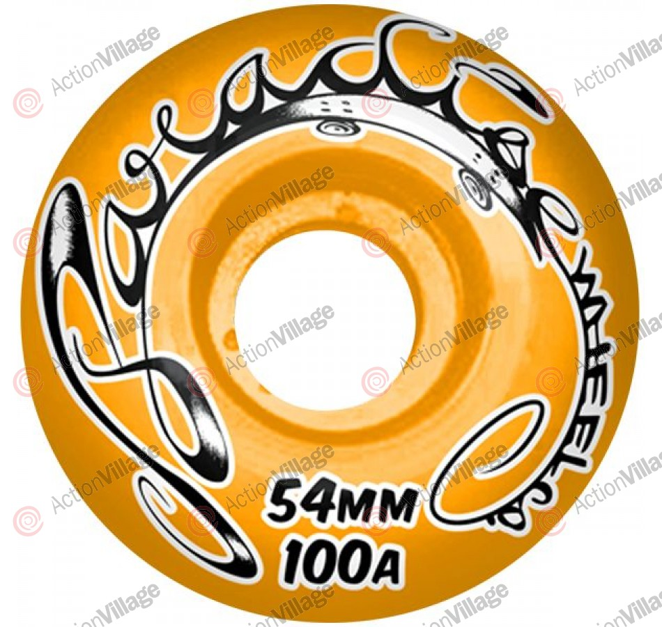 Paradise Wheels Hand Style - 54mm - Skateboard Wheels