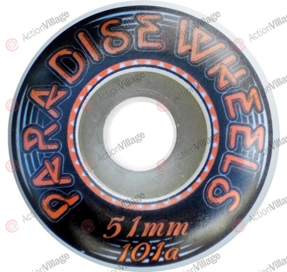 Paradise Wheels Happy Days - 51mm  - Skateboard Wheels