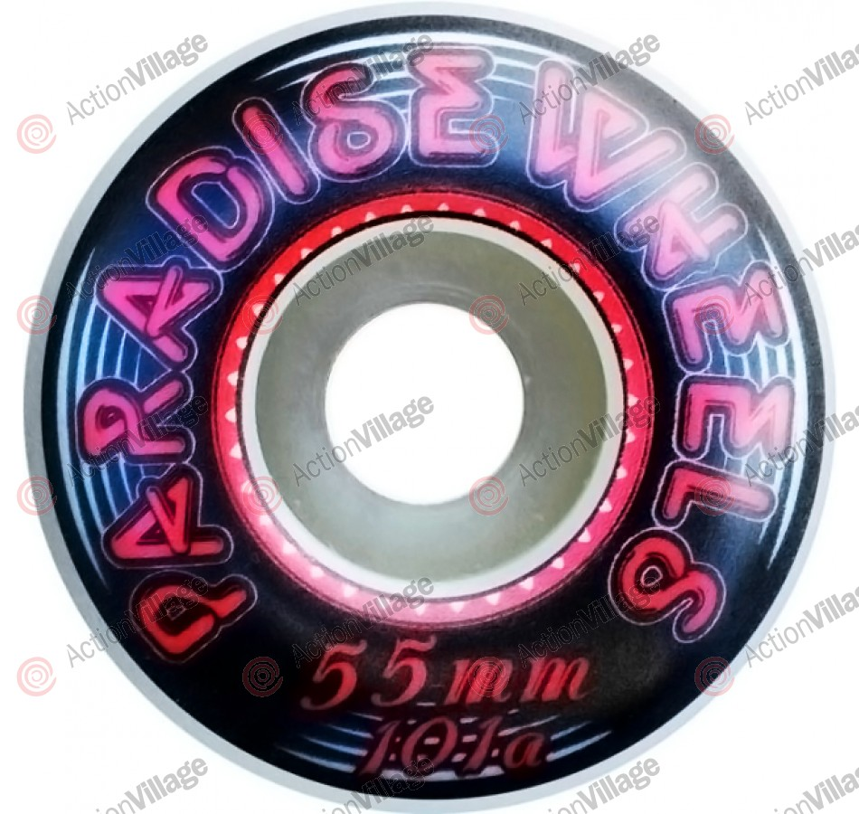 Paradise Wheels Happy Days - 55mm - Skateboard Wheels