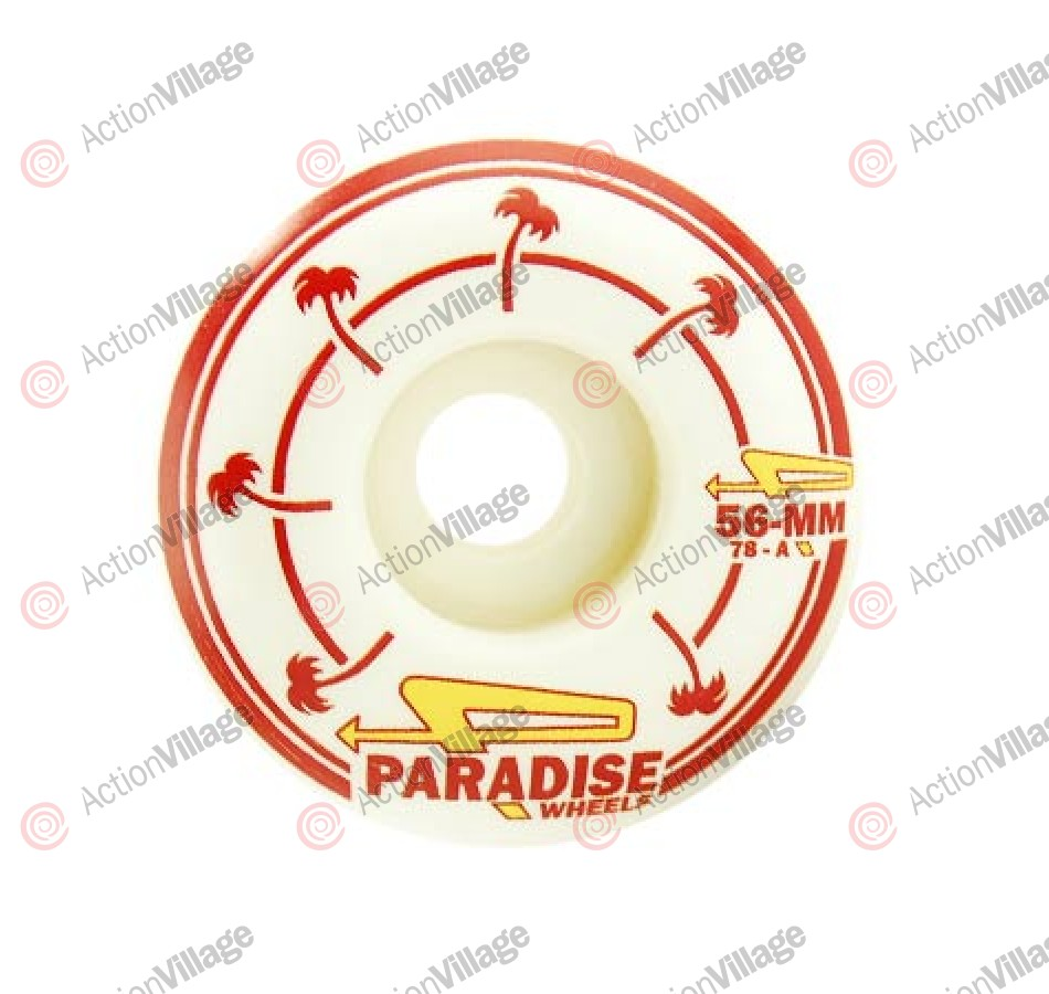 Paradise Wheels Core In & Roll Out Cruiser - 56mm - Skateboard Wheels